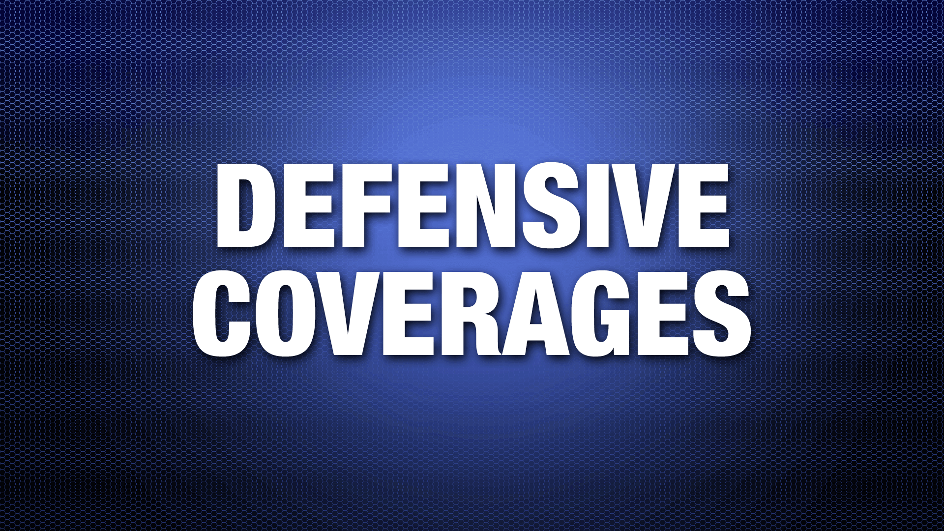 DefensiveCoverages