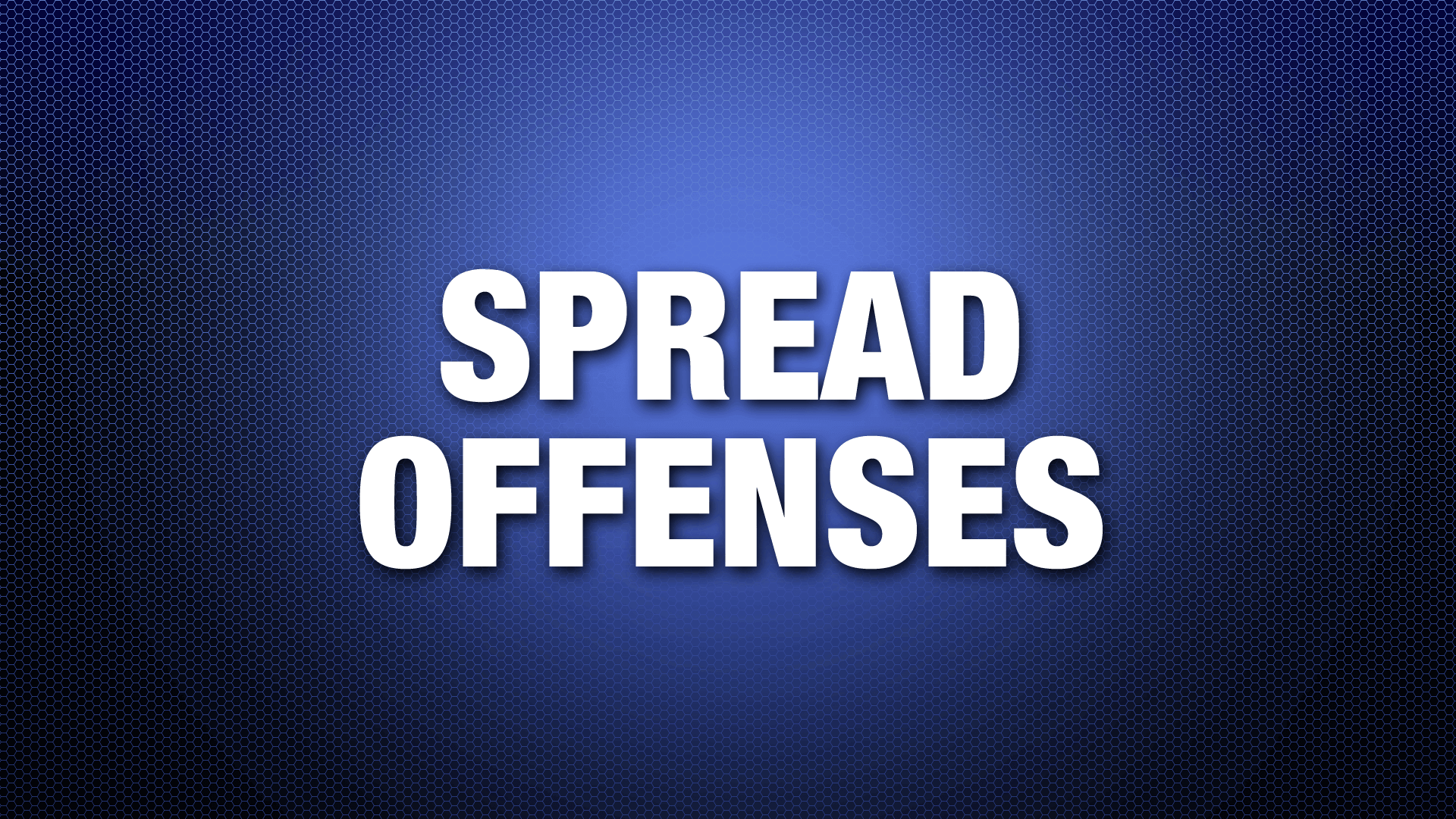 SpreadOffenses